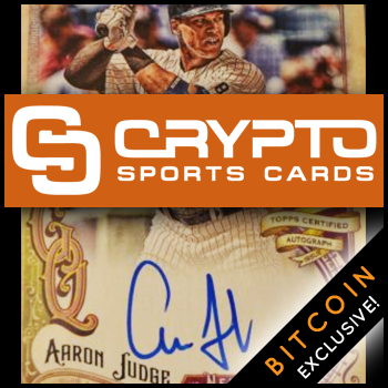 Crypto Sports Cards